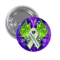 Charcot-Marie-Tooth (CMT) Awareness Ribbon Button