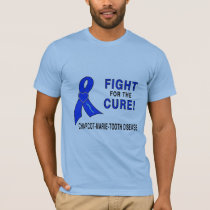 Charcot-Marie-Tooth-Disease: Fight for the Cure! T-Shirt