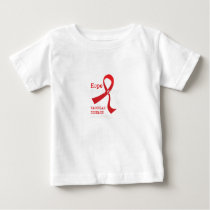 Charcot Marie Tooth Fighting Support Baby T-Shirt