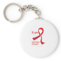 Charcot Marie Tooth Fighting Support Keychain
