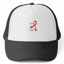 Charcot Marie Tooth Fighting Support Trucker Hat