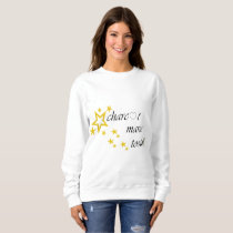 charcot marie tooth stars sweatshirt