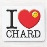 Chard Mousemats