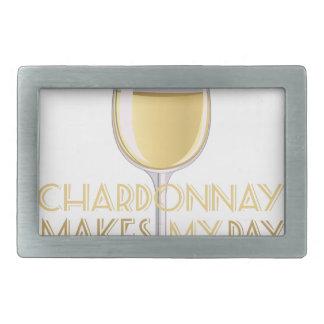 Chardonnay Belt Buckle