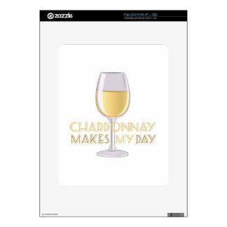 Chardonnay Skin For iPad