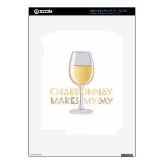 Chardonnay Skin For iPad 3