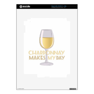 Chardonnay Skins For iPad 2