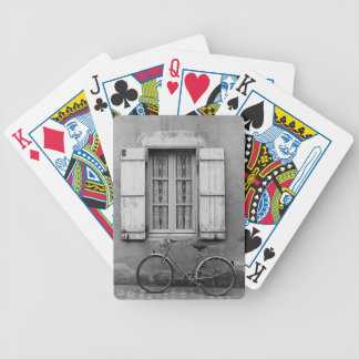 Charentes Bike Marans Bicycle Playing Cards