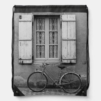 Charentes Bike Marans Drawstring Bag