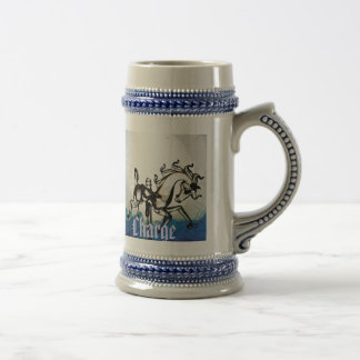 Charge Beer Stein