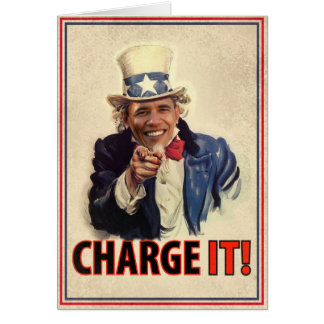 Charge It! Card