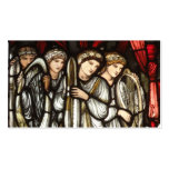 Charge of King David to Solomon Double-Sided Standard Business Cards (Pack Of 100)