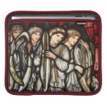 Charge of King David to Solomon iPad Sleeves