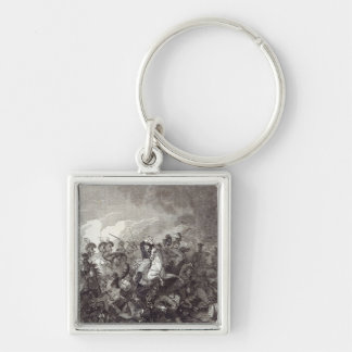 Charge of Lord Somerset's Heavy Brigade Keychain