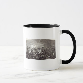 Charge of Lord Somerset's Heavy Brigade Mug