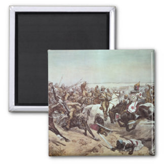 Charge of the 21st Lancers at Omdurman 2 Magnet
