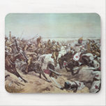 Charge of the 21st Lancers at Omdurman 2 Mouse Pad