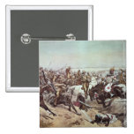 Charge of the 21st Lancers at Omdurman 2 Pinback Button