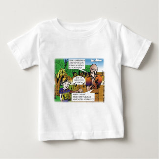 CHARGE of the boy in the vegetable garden quadrinh Baby T-Shirt