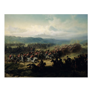 Charge of the Light Brigade, 25th October 1854 Postcard