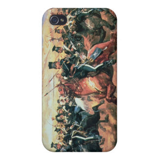 Charge of the Light Brigade Covers For iPhone 4