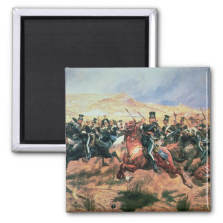 Charge of the Light Brigade Fridge Magnet