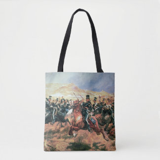 Charge of the Light Brigade Tote Bag