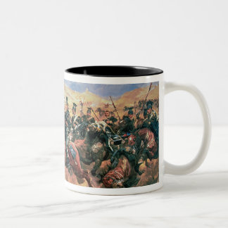Charge of the Light Brigade Two-Tone Coffee Mug