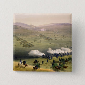 Charge of the Light Cavalry Brigade, October 25th Button