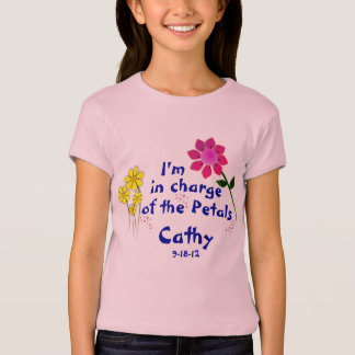Charge of the Petals T-Shirt