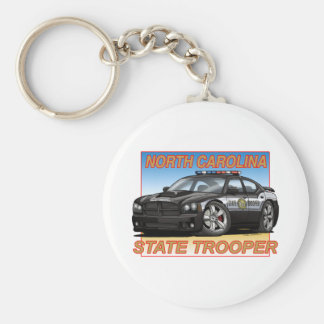 Charger_NC_Black Keychain