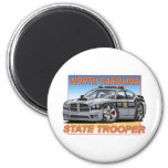 Charger_NC_TROOPER 2 Inch Round Magnet