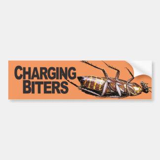 Charging Biters - Bumper Sticker