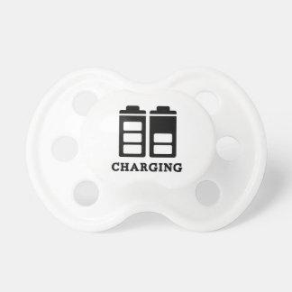 Charging black pacifier