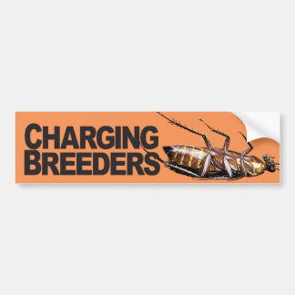 Charging Breeders - Bumper Sticker