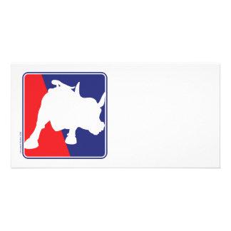 charging-bull card