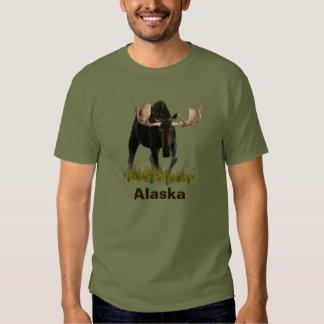Charging Bull Moose Shirt