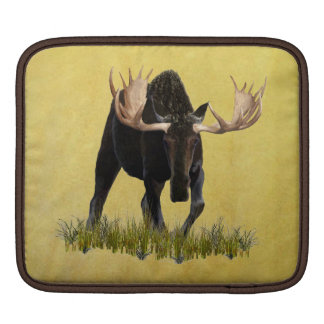 Charging Bull Moose Sleeve For iPads
