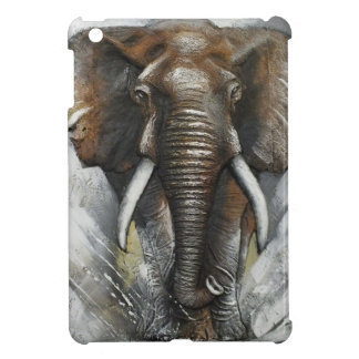 Charging Elephant iPad Mini case