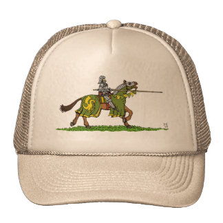 Charging Knight Hat