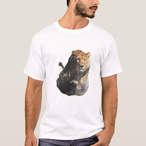 Charging Lion T-Shirt