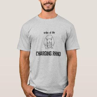charging rhino T-Shirt