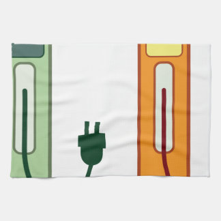 Charging Station Kitchen Towels