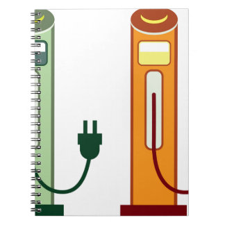Charging Station Notebook