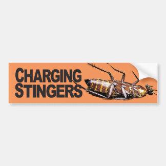 Charging Stingers - Bumper Sticker