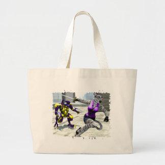 Charging Tigress  Bag