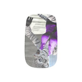 Charging Tigress Minx Nail Wraps