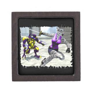 Charging Tigress Premium Gift Box