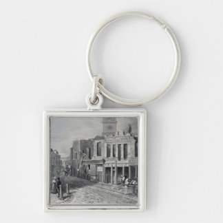 Charing Cross, 1830 Keychains