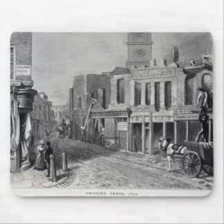 Charing Cross, 1830 Mouse Pad